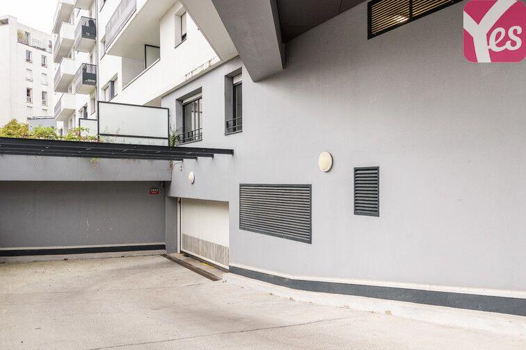 Parking Thabor – Saint-Hélier – Alphonse Guérin - Rennes location