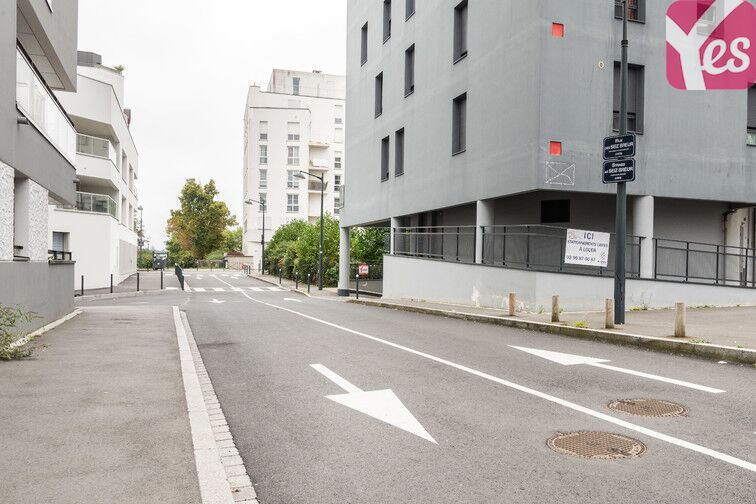 Parking Thabor – Saint-Hélier – Alphonse Guérin - Rennes en location