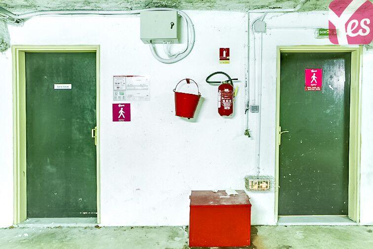 Parking Europe - Guyancourt sécurisé