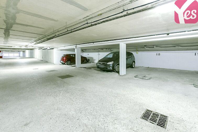 Parking Europe - Guyancourt caméra