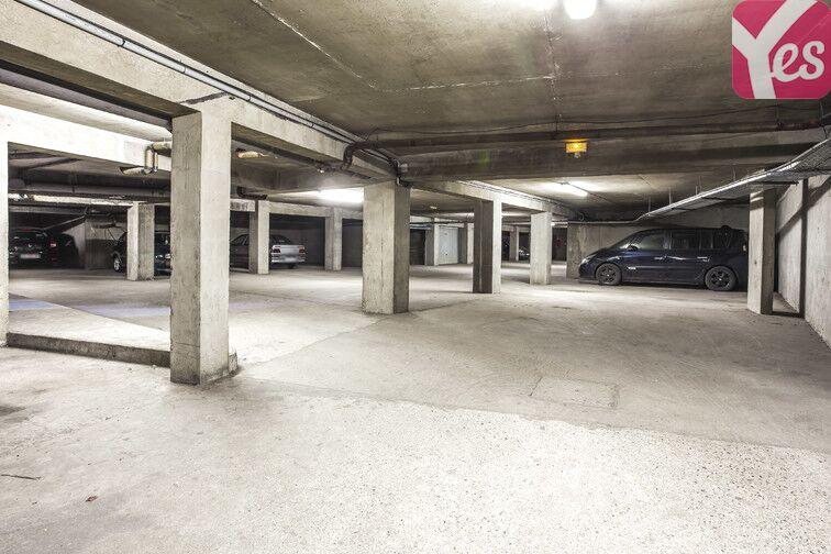 Parking Jacquard - Préfecture - Saint-Etienne caméra
