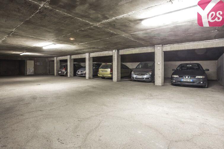 Parking Jacquard - Préfecture - Saint-Etienne gardien