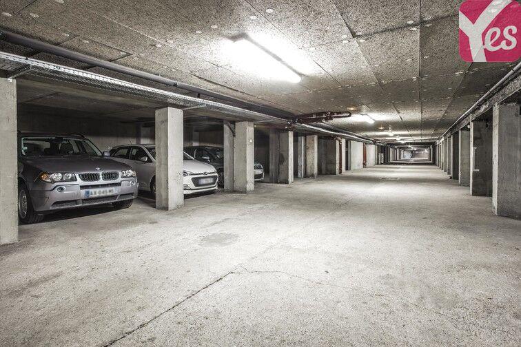 Parking Jacquard - Préfecture - Saint-Etienne 24/24 7/7