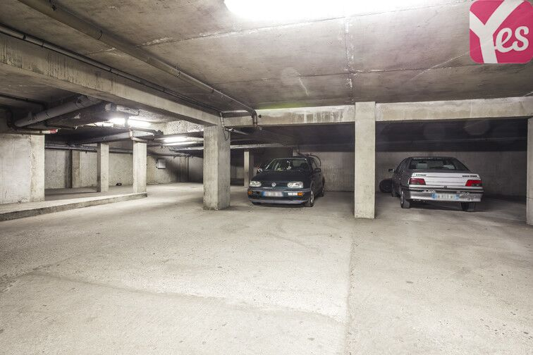 Parking Jacquard - Préfecture - Saint-Etienne avis