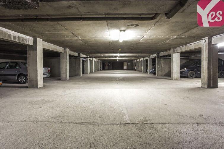Parking Jacquard - Préfecture - Saint-Etienne Saint-Etienne