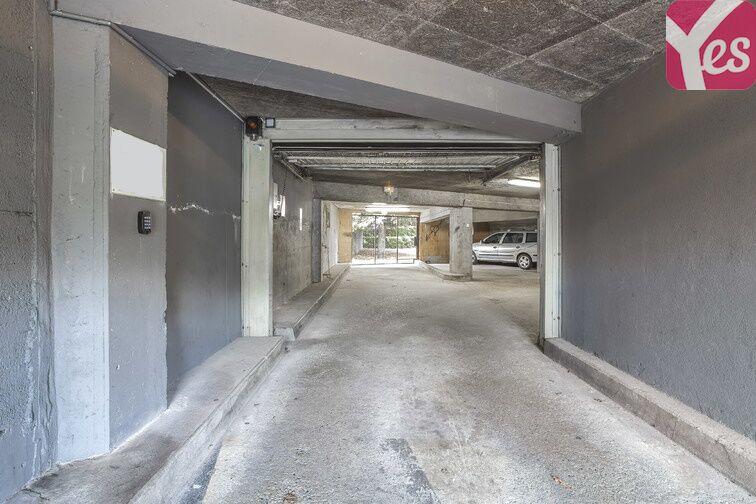 Parking Jacquard - Préfecture - Saint-Etienne sécurisé