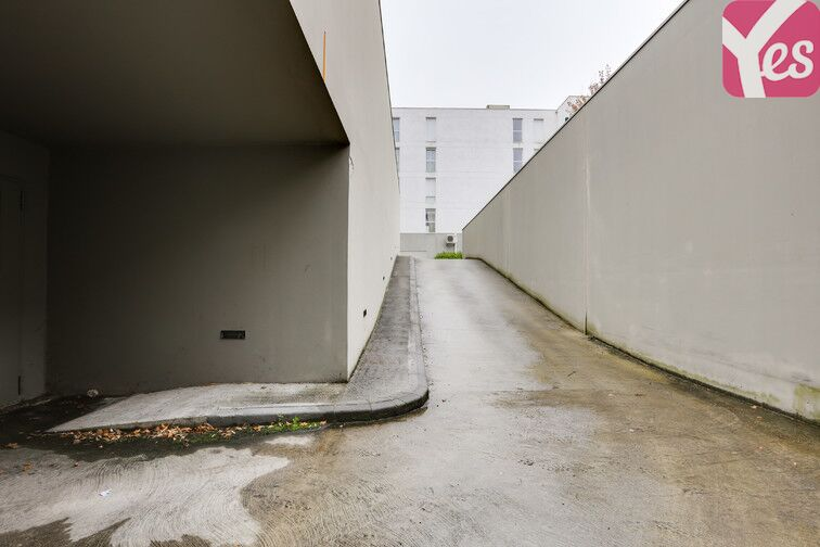 Parking Centre-ville - Rennes en location