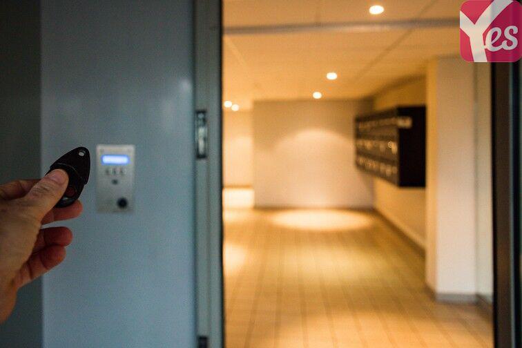 Parking Centre-ville - Rennes sécurisé