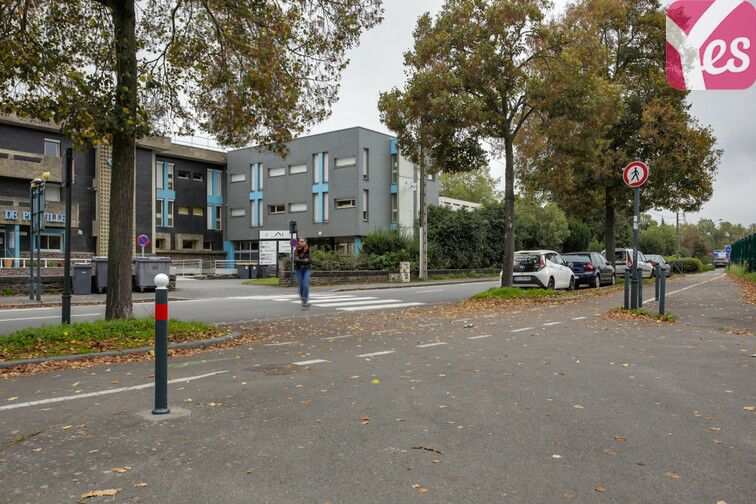 Parking Bourg l'Evesque - Rennes 35000