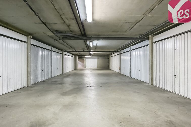 Parking Bourg l'Evesque - Rennes souterrain