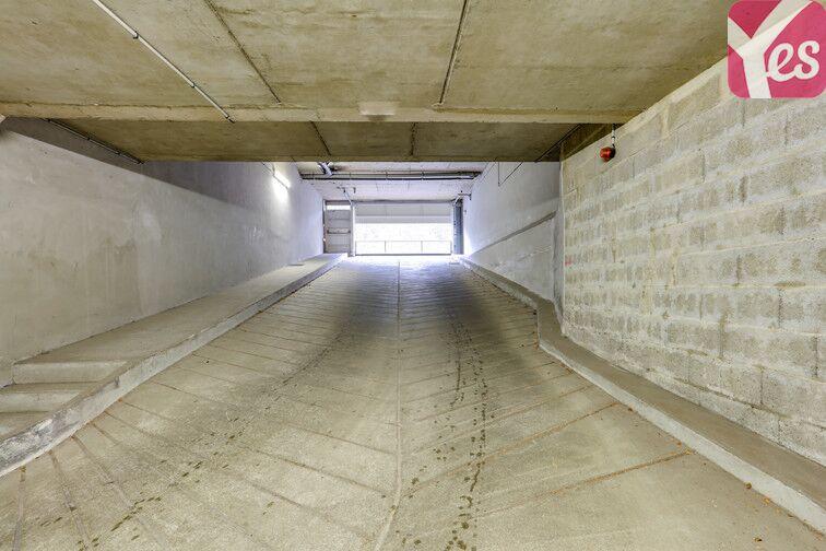 Parking Rennes - Cité Judiciaire location mensuelle