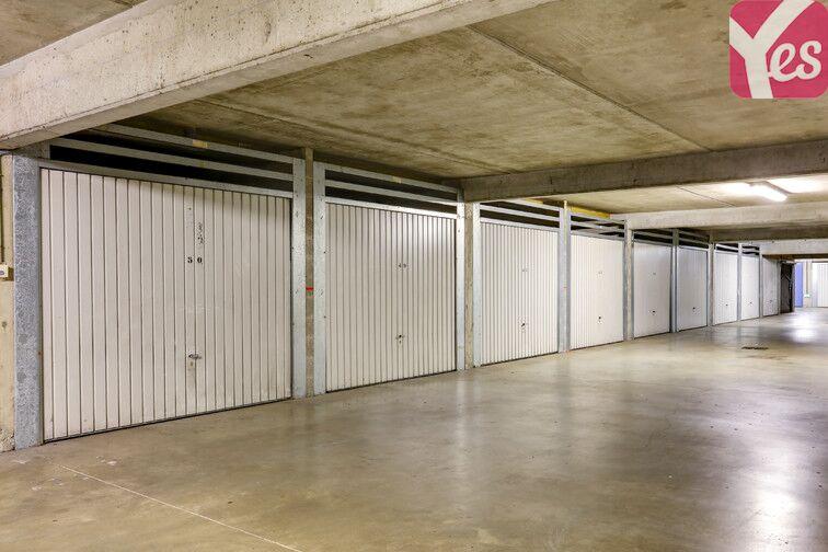 Parking Rennes - Cité Judiciaire caméra