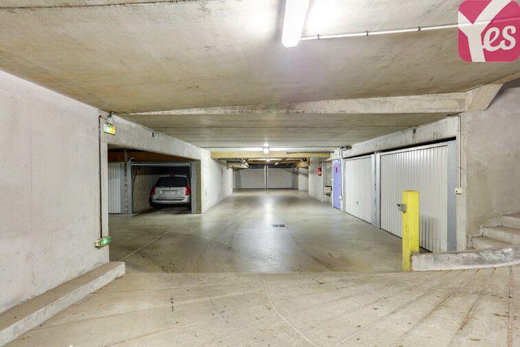 Parking Rennes - Cité Judiciaire 18 boulevard Saint-Conwoïon