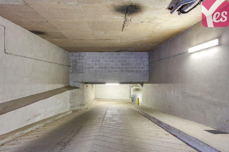 Parking Rennes - Cité Judiciaire box