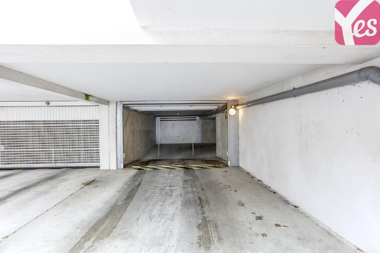 Parking Yves Louvigné - Bourg-l'Evêque - Rennes 2 rue du Dr Yves Louvigné