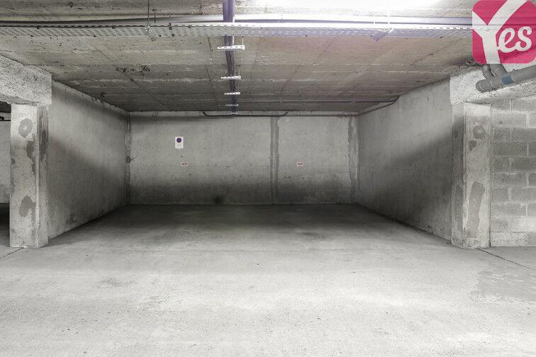 Parking Square Vercingétorix - Centre-ville - Rennes garage