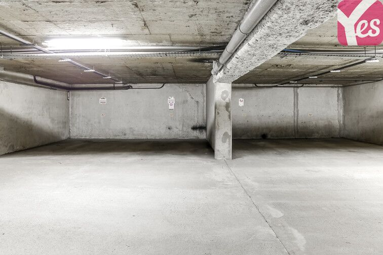 Parking Square Vercingétorix - Centre-ville - Rennes 35000