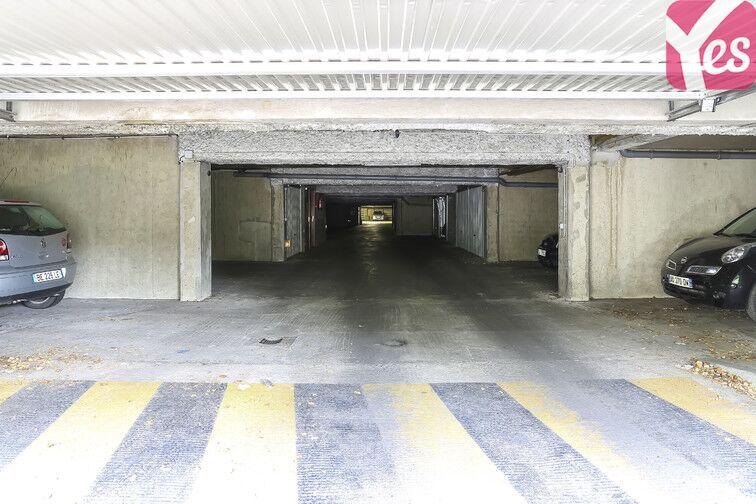 Parking Square Vercingétorix - Centre-ville - Rennes pas cher