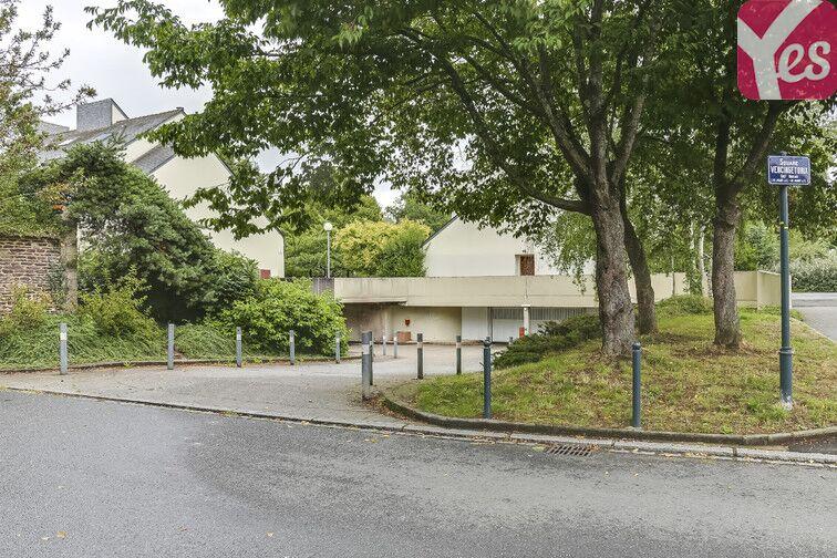 Parking Square Vercingétorix - Centre-ville - Rennes box
