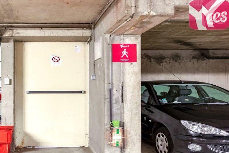 Parking Centre-ville - Jaurès - Gare - Trappes location mensuelle