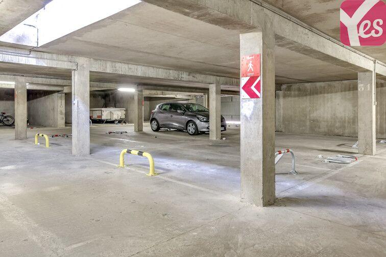 Parking Centre-ville - Jaurès - Gare - Trappes pas cher