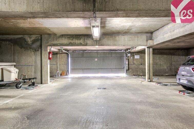 Parking Centre-ville - Jaurès - Gare - Trappes sécurisé