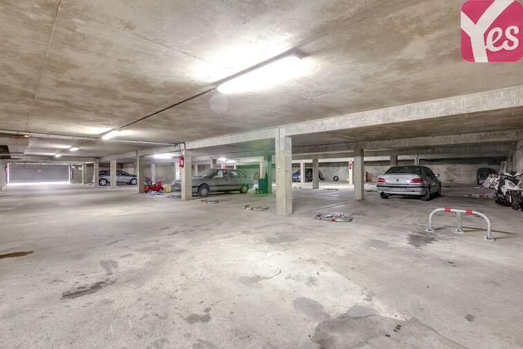 Parking Centre-ville - Jaurès - Gare - Trappes garage