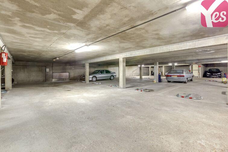 Parking Centre-ville - Jaurès - Gare - Trappes en location