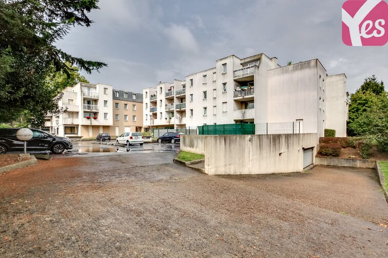 Parking Centre-ville - Jaurès - Gare - Trappes gardien
