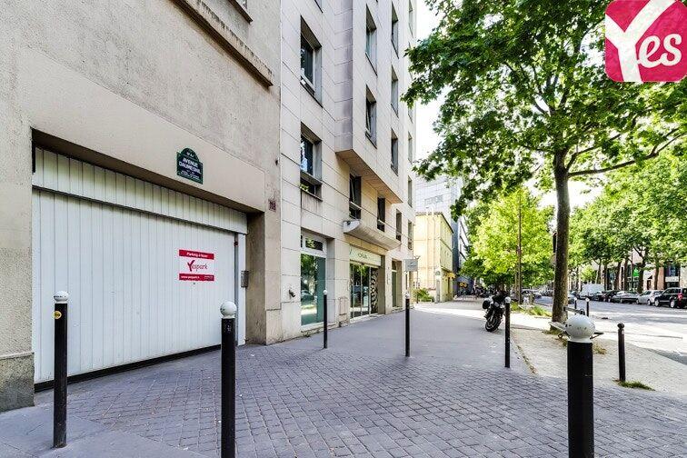 location parking Dugommier - Paris 12 - Abonnement Nuit