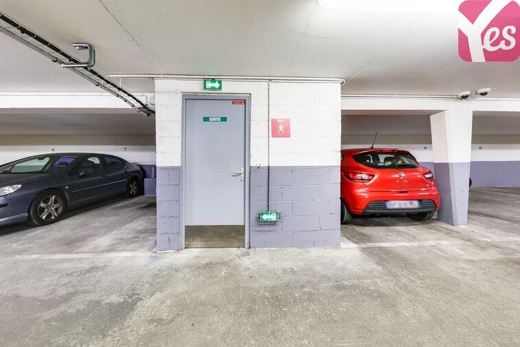 Parking Les Chevrins - Cité-Jardins - Gennevilliers sécurisé