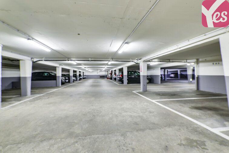 Parking Les Chevrins - Cité-Jardins - Gennevilliers souterrain