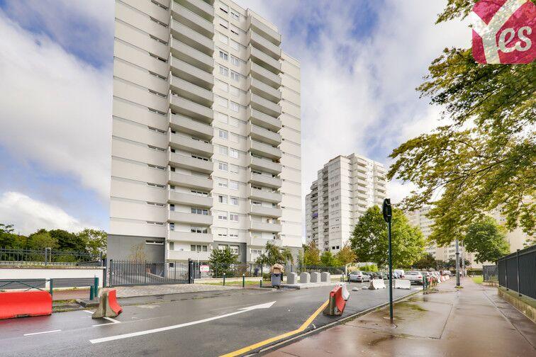 Parking Les Chevrins - Cité-Jardins - Gennevilliers 92230