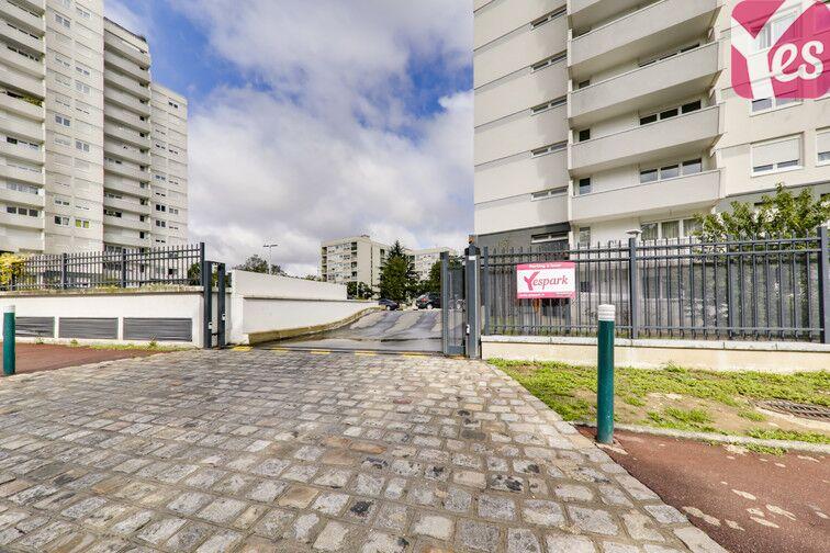 Parking Les Chevrins - Cité-Jardins - Gennevilliers caméra