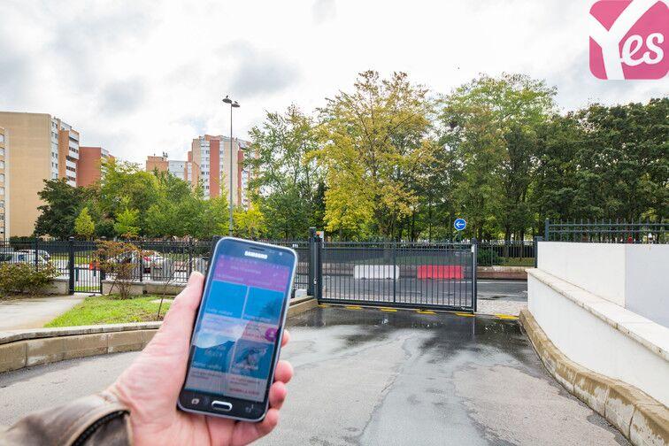 location parking Les Chevrins - Cité-Jardins - Gennevilliers