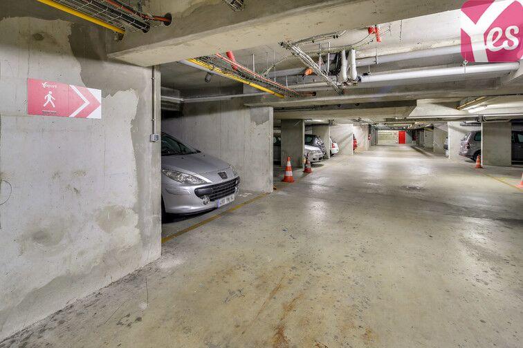 Parking Antoine Marin - Arcueil souterrain
