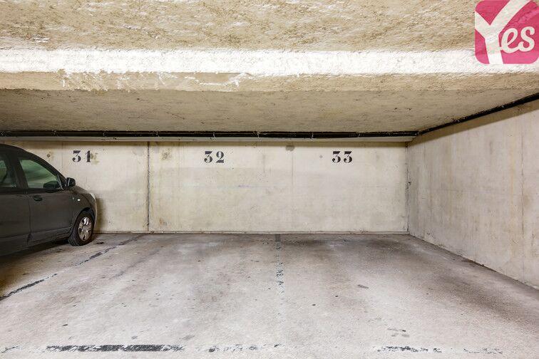 Parking Laplace - Arcueil souterrain