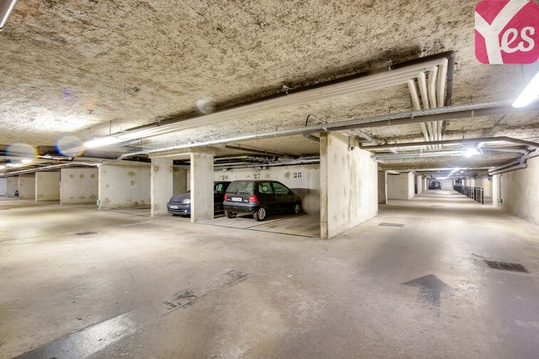 Parking Laplace - Arcueil 94110