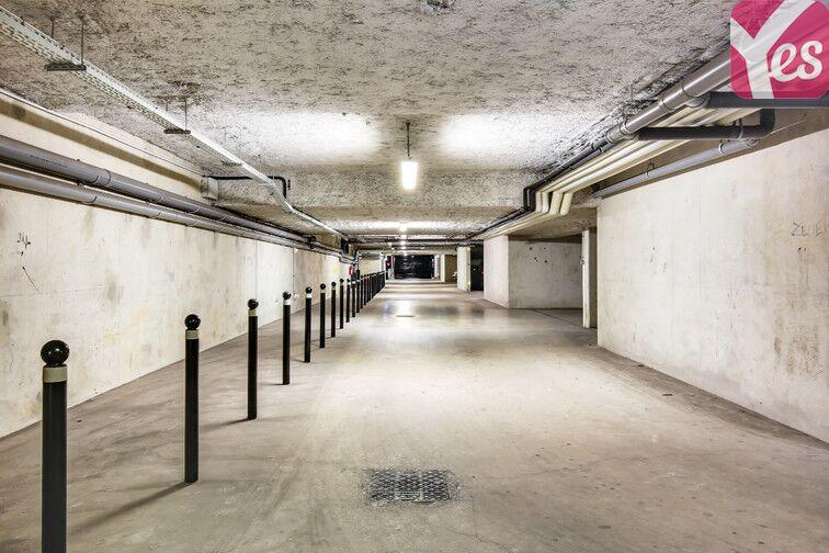 Parking Laplace - Arcueil sécurisé