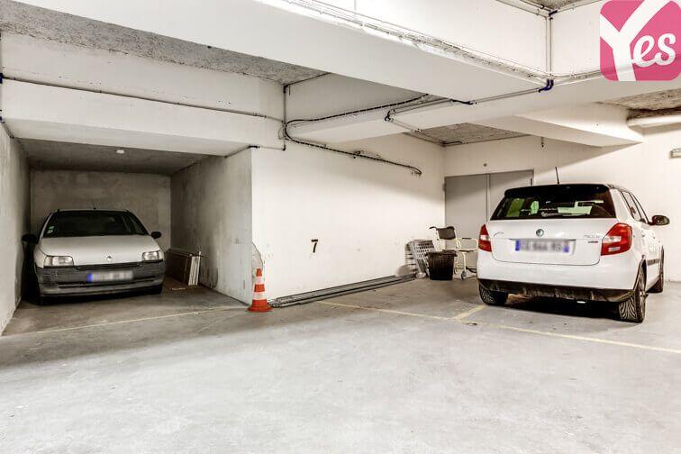 Parking Mairie du 14ème - Paris (aérien) location