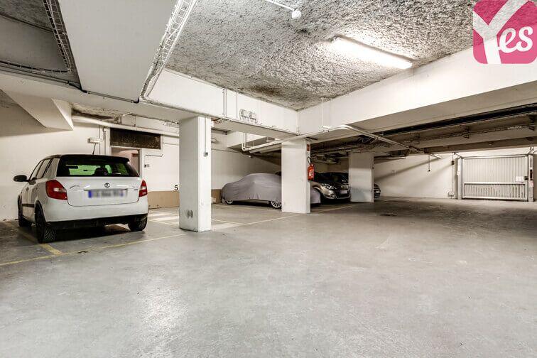 Parking Mairie du 14ème - Paris (aérien) 75014