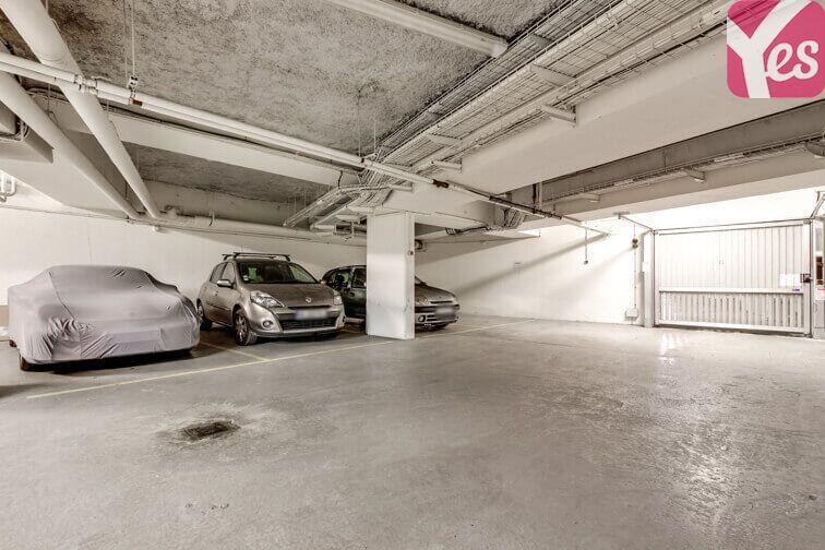 Parking Mairie du 14ème - Paris (aérien) caméra