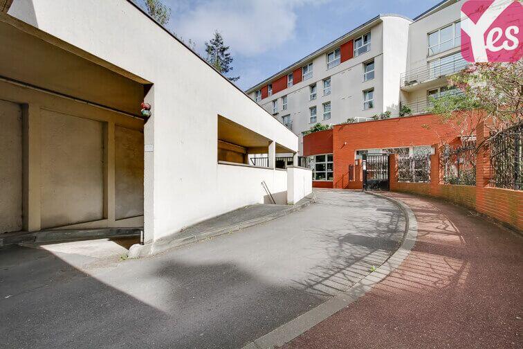 Parking Mairie du 14ème - Paris (aérien) avis