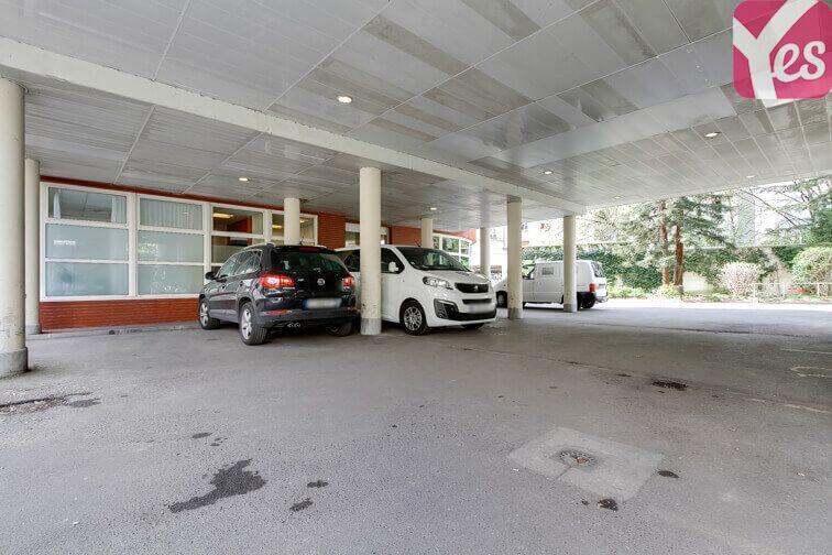 Parking Mairie du 14ème - Paris (aérien) gardien