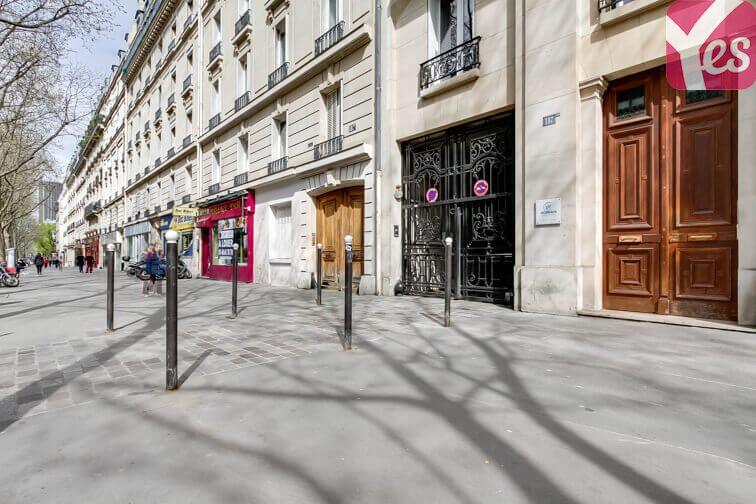 Parking Mairie du 14ème - Paris (aérien) 24/24 7/7