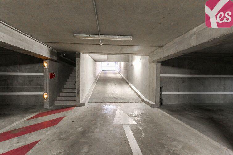 Parking Doulon - Bottières - Toutes Aides - Le Grand Blottereau - Nantes pas cher