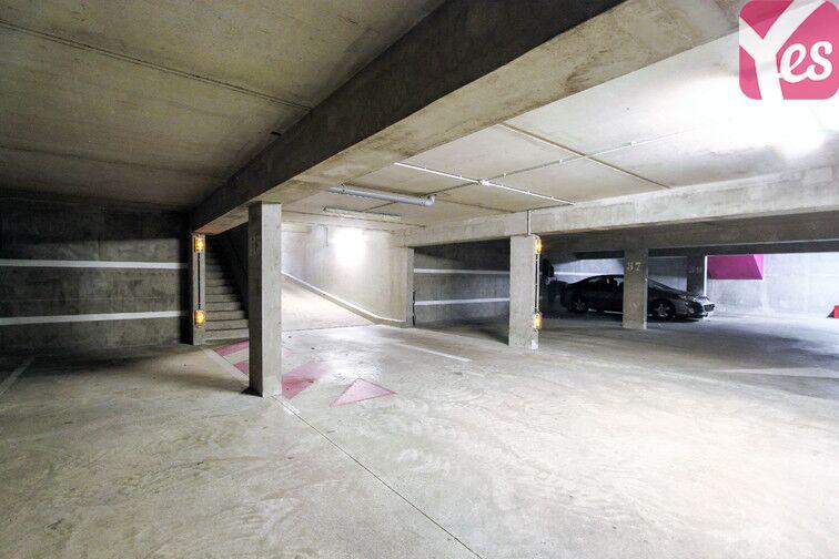 Parking Doulon - Bottières - Toutes Aides - Le Grand Blottereau - Nantes caméra