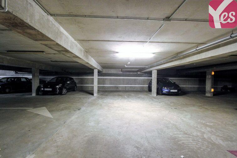 Parking Doulon - Bottières - Toutes Aides - Le Grand Blottereau - Nantes 44300