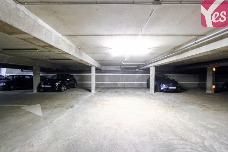 Parking Doulon - Bottières - Toutes Aides - Le Grand Blottereau - Nantes 24/24 7/7