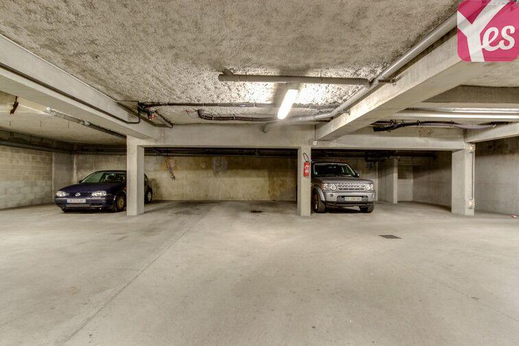 Parking Ouest - Saint-Sébastien-sur-Loire sécurisé